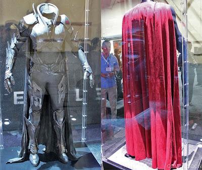 Man of Steel (2013): Imágenes De Los Nuevos Trajes de Superman