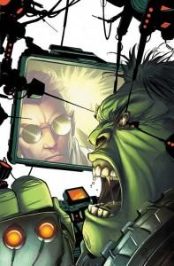 Jason Aaron deja Incredible Hulk y Hulk podría ser cancelada en agosto