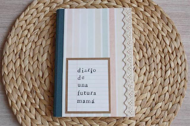 Un cuaderno para una futura mamá