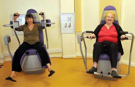El ejercicio podría aumentar el tamaño del cerebro y mejorar la memoria en los adultos mayores