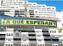 El Hotel del Algarrobico será demolido