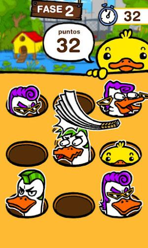 Breaking Duck pantalla Breaking Duck, el primer juego de Pakarico Games para Android