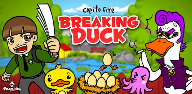 Breaking Duck pakarico games Breaking Duck, el primer juego de Pakarico Games para Android