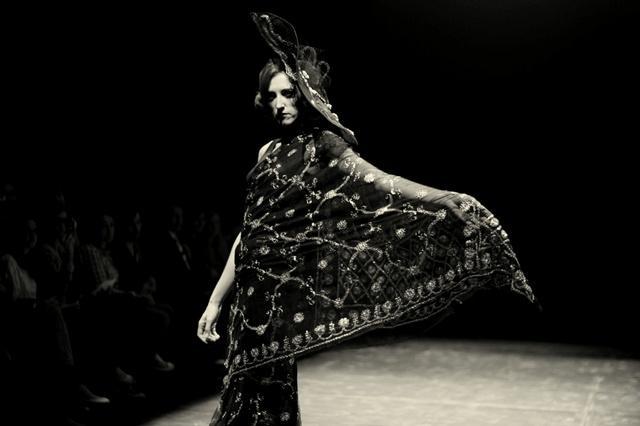 La moda de Castilla y León pisa fuerte sobre la pasarela del LAVA