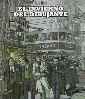 EL INVIERNO DEL DIBUJANTE Y LOS CENICEROS DE CINZANO