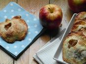 Estoy dieta,en casa,llueve tengo hambre....¿Hay algo peor??Si...ver estas empanadillas manzanas