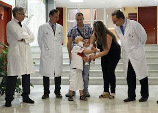 Memoria de mi enfermera XL: «Nací para salvarte»