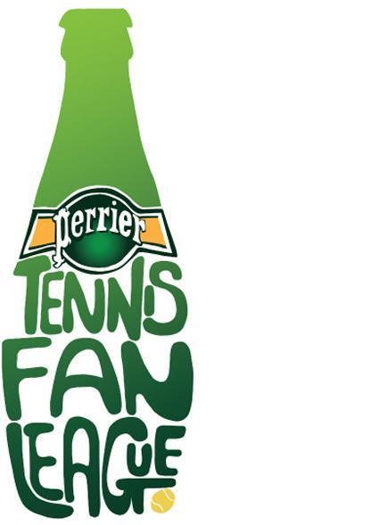 Perrier celebra 35 años de alianza  con el tenis francés en Roland-Garros!