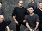 Mesa redonda Bryan Cranston, Hamm, Kelsey Grammer, Kiefer Sutherland...