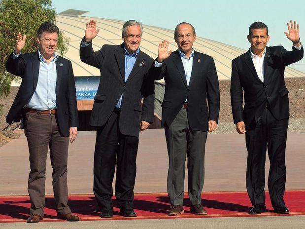 ANDRES OPPENHEIMER: El nuevo bloque latinoamericano