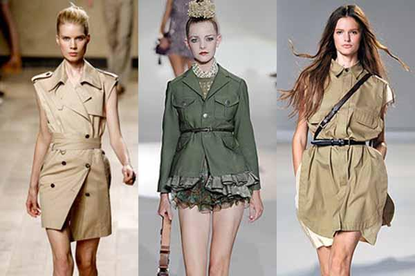 ES TENDENCIA: Alístate al estilo MILITARY SAFARI!
