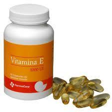 La vitamina E antes y durante el embarazo