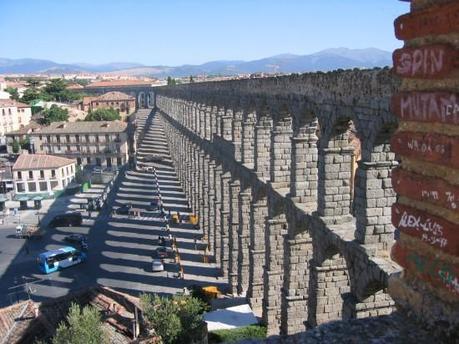 Segovia, La Ciudad de la Muralla