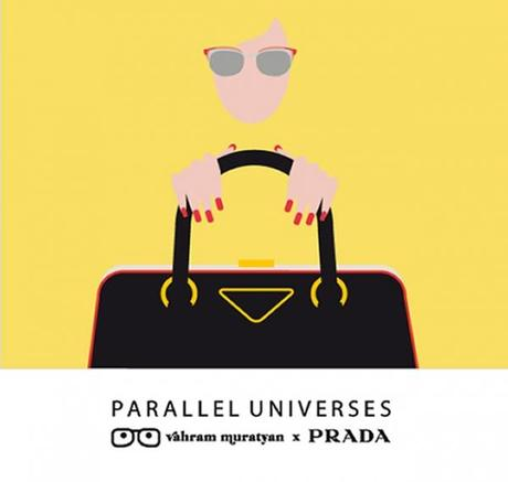 Parallel Universes special by Prada