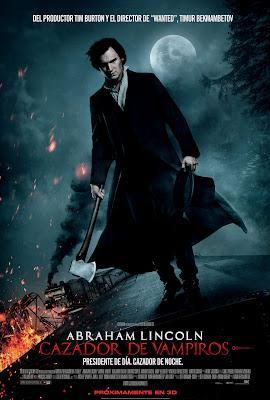 Abraham Lincoln: Cazador de vampiros alucinante primer clip