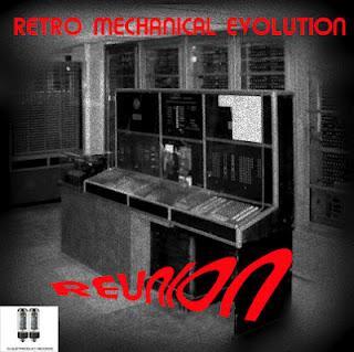 RETRO MECHANICAL EVOLUTION - REUNION EP ( 2012 )