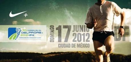 Nike celebra a papá junto con la 32ª Carrera del Día del Padre 2012