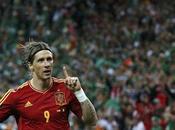 Torres libera bella goleada ante Irlanda (4-0)