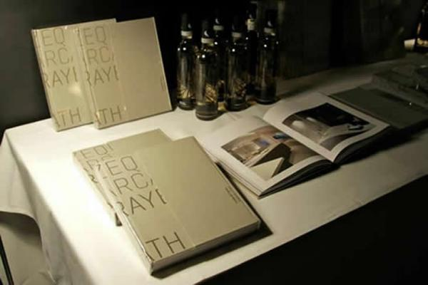 Arquine presentó el libro Ezequiel Farca Trayecto /Path en Sala de Arte Público Siqueiros