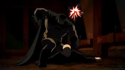 Batman: The Dark Knight Returns Part 1 detras de camara subtitulado