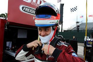 juan Pablo García se mantiene entre los ocho primeros en las puntuaciones de Indy Lights