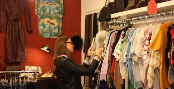De shopping vintage por Barcelona