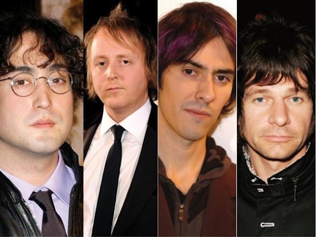 Los nuevos Beatles.