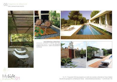 Reforma Jardín vivienda