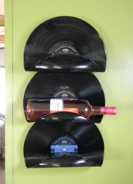 Dale otra vida a los discos de vinilo
