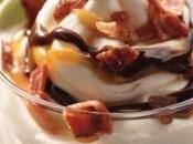 Sundae bacon Burger King
