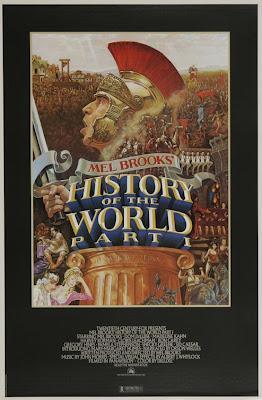 Recomendación de la semana: La loca historia del mundo (Mel Brooks, 1981)