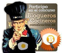 Concurso Blogeros Cocineros en Canal Cocina