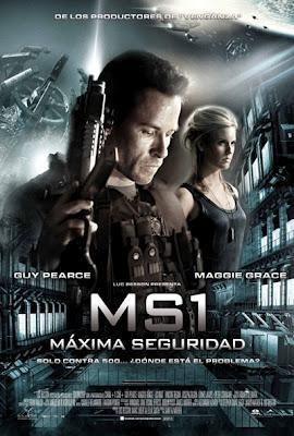 Crítica: MS1: Máxima Seguridad