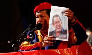 Chávez presenta Programa de la Patria