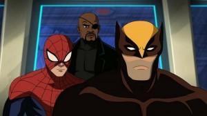 Vídeo de cómo se Hizo el capítulo de Lobezno de Ultimate Spider-Man, con guión de Brian Michael Bendis