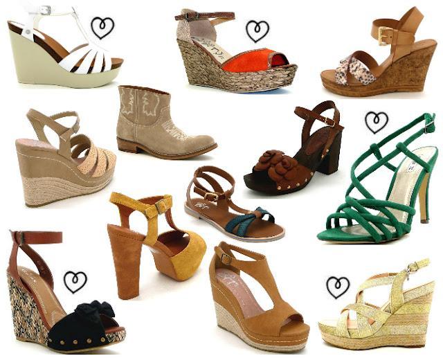 Zapatos bit street style regalo paperblog - Zapatos collage ...