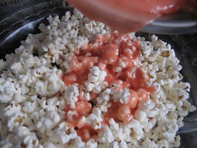 Popcorn divertido