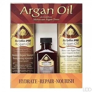 Babyliss pro argan oil (pack)