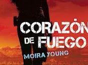 Corazón fuego, Moira Young