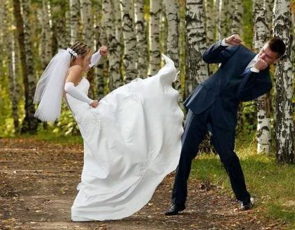 Consejos para no pelearse antes de una boda