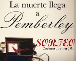Ganador@s. Sorteo 'La muerte llega a Pemberley'