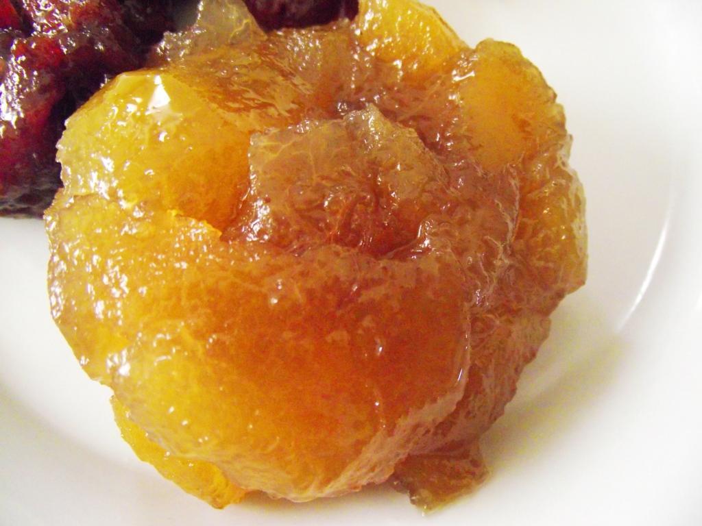 ¡Dulces típicos Dominicanos!¡Dulce de cáscara de naranja!