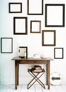 INSPIRACIONES: Marcos de cuadros para decorar.