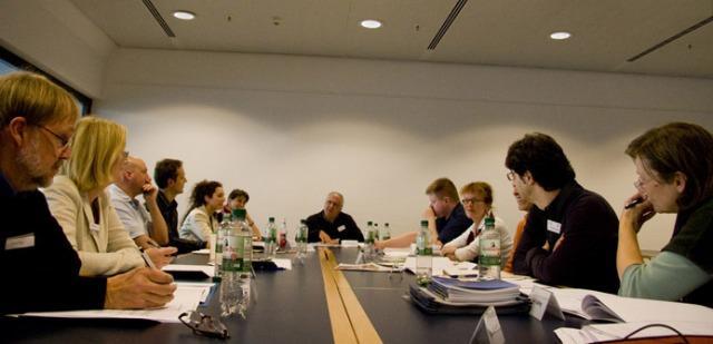 Cómo es el proceso de desarrollo de una reunión