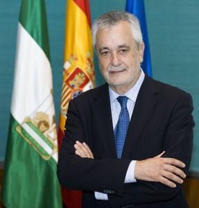Entrevista con José Antonio Griñán, presidente de la Junta de Andalucía