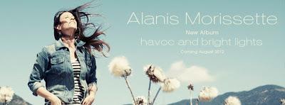 [Noticia] Alanis Morissette, nuevo disco en agosto