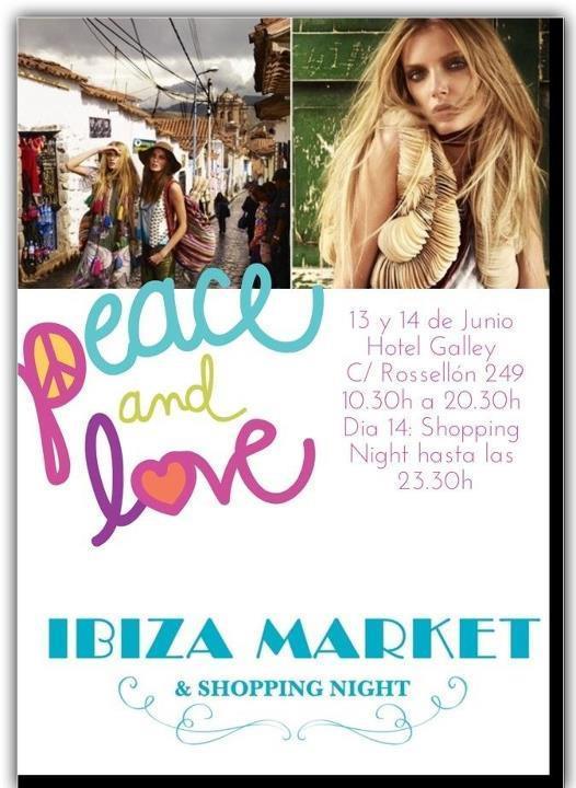 Mercadillo–Ibiza Market en Barcelona