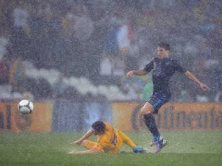 Euro2012. Día 8.
