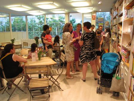 Evento Madresfera con Nonabox en Babydeli