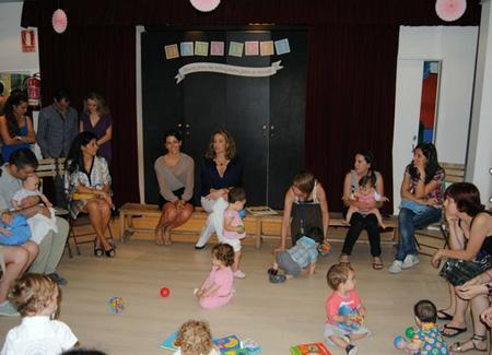 Evento Madresfera con Nonabox en Babydeli